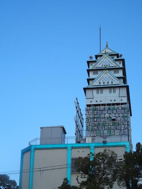 天王寺公園からの眺め PC010062