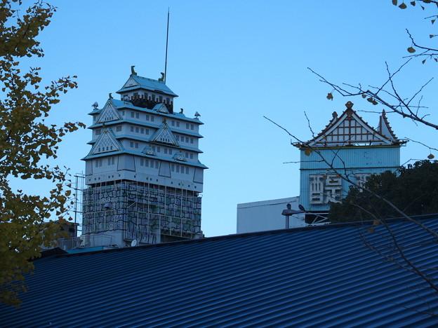 天王寺公園からの眺め PC010061