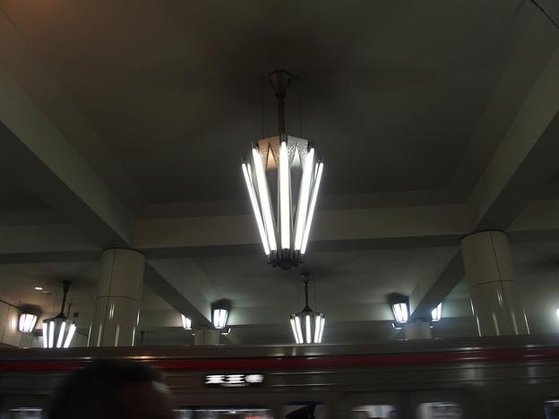 Photos: 大阪地下鉄 構内 レトロ PC010058