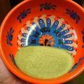Photos: キーニュさんの器と薄茶 keeenu