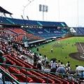 写真: 第90回高校野球県予選大会開会式3