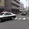 宮崎市中心市街地で不発弾処理86