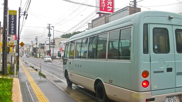 塩竈市のバス(1)