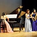 写真: サンジュレー作曲 協奏的ニ重奏曲作品55 より第1楽章