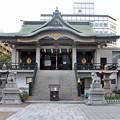 大阪難波八阪神社本殿