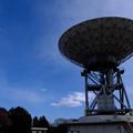 写真: 国立天文台 水沢VLBI観測所 高萩アンテナ