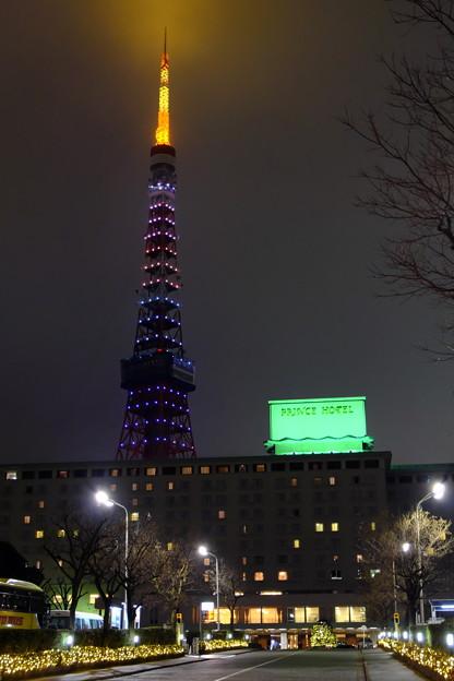 写真: 東京プリンスホテル