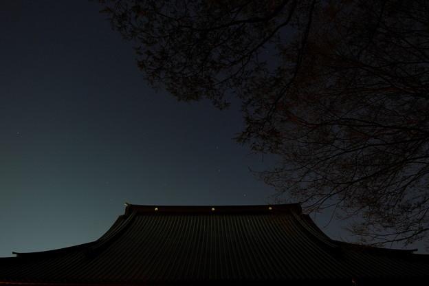 Photos: 夜のしじま