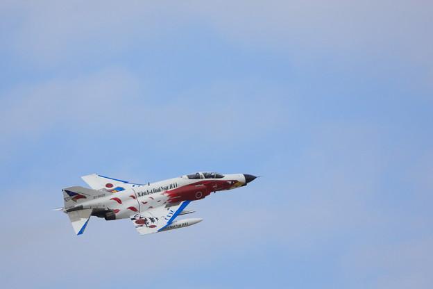 飛翔 ファントム白スペマ機