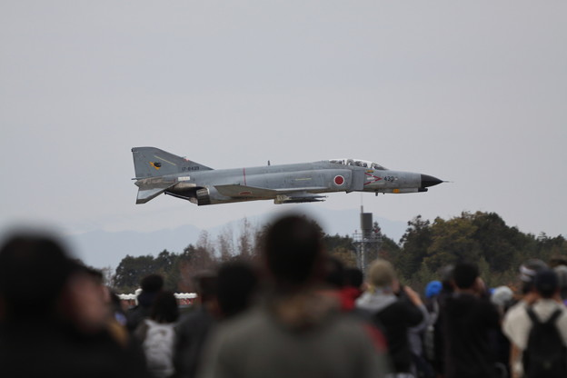 F-4EJ改 High Speed Low Pass!!
