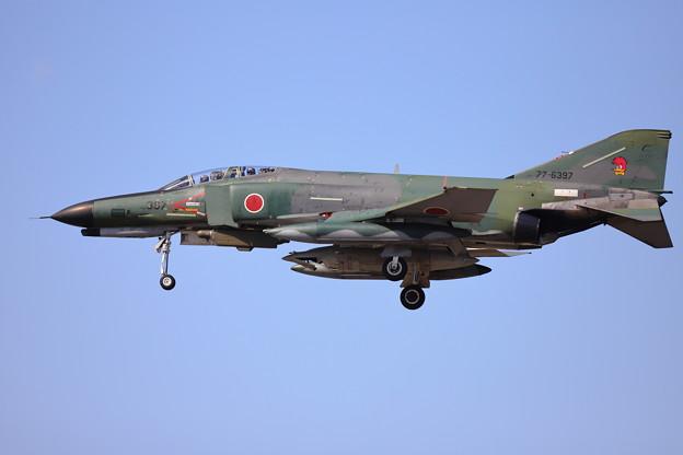 青空とRF-4EJ