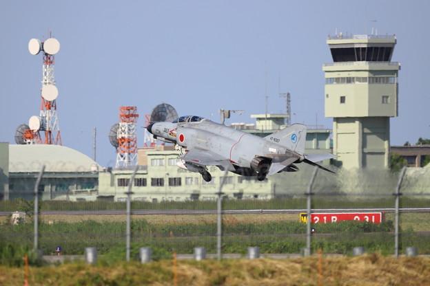 Photos: ファントム離陸!