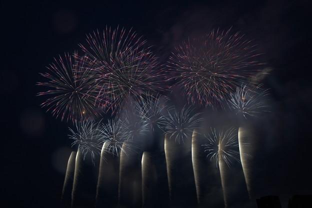 Photos: 利根川大花火大会1