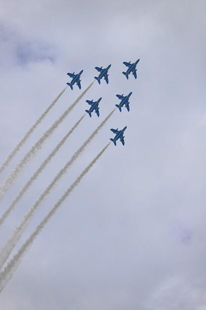 いきいき茨城ゆめ国体開会式祝賀飛行2