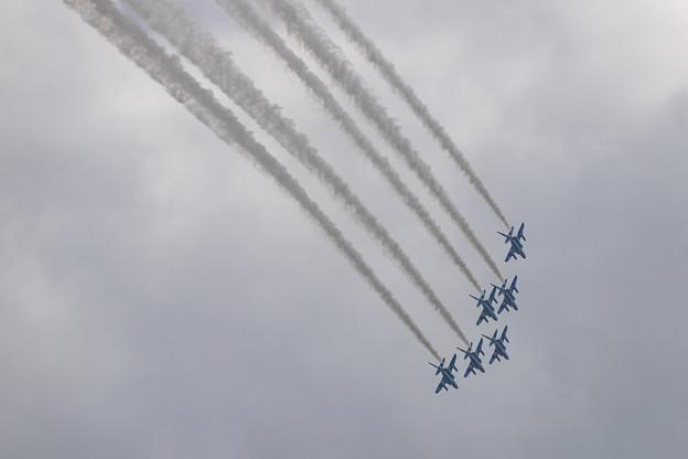 いきいき茨城ゆめ国体開会式祝賀飛行4