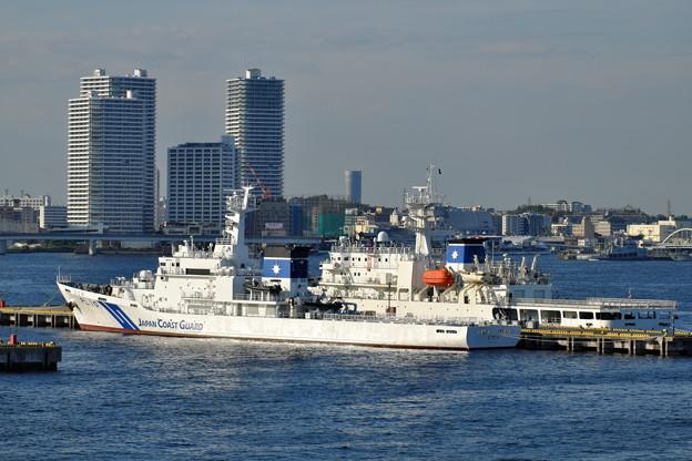 Photos: 巡視船ぶこう・いず