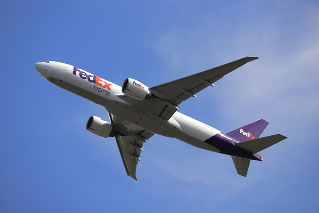 Photos: FedExの翼