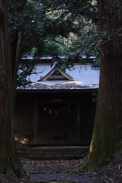 城里町 青山神社