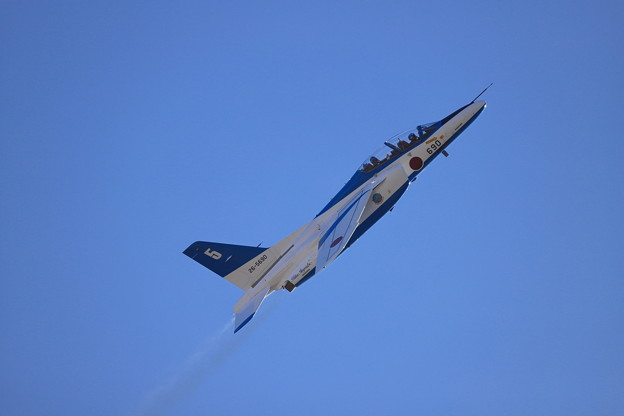 Blue Impulse in Hyakuri 1