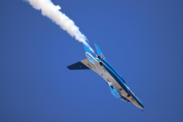 Blue Impulse in Hyakuri 5
