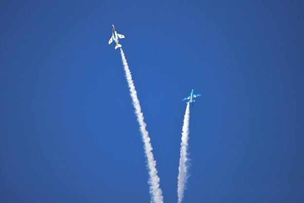 Blue Impulse in Hyakuri 6