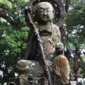 Photos: 享保の延命地蔵菩薩半跏像