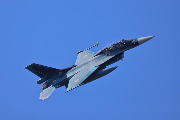 F-2Bの捻り