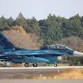 F-2B on Runway 21L