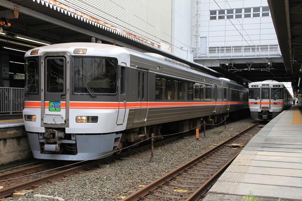 初乗車 JR飯田線 特急