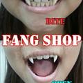 Photos: FANG SHOP 付け牙 N-2147