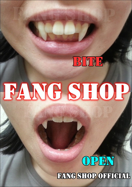 Photos: FANG SHOP 付け牙 N-2149