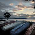 写真: 静寂の記憶