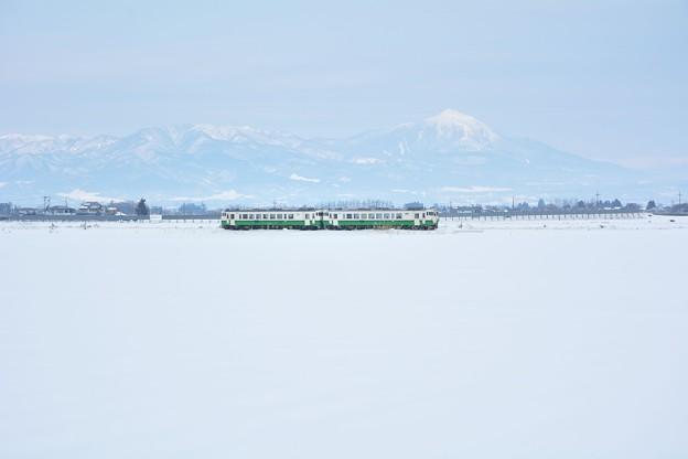 写真: 雪ノ野