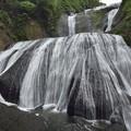 写真: 袋田瀑布