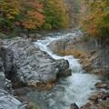 鱒止まりの滝