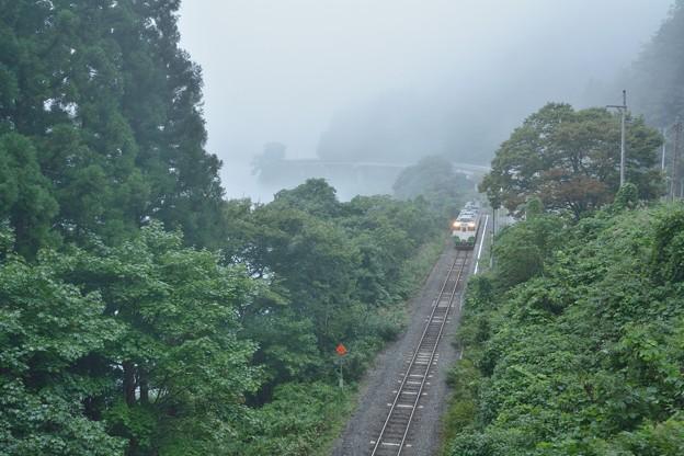 川霧の停留所