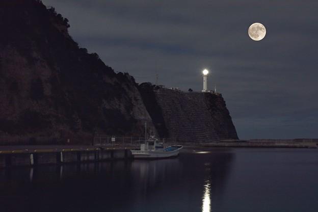 Photos: Cold Moon