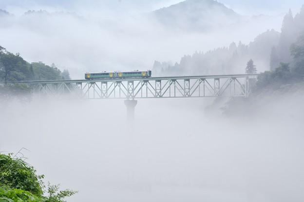 Photos: 白い朝