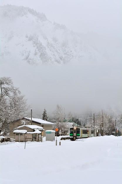 Photos: 冬空間