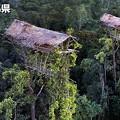 地震につおい高層住宅…