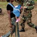 戦場 の 育児  …
