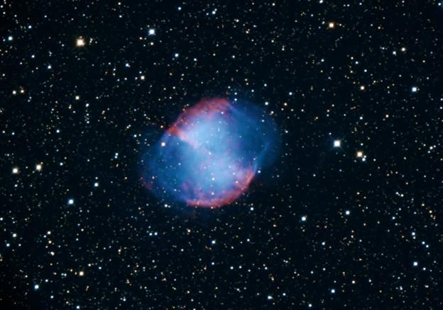 M27 あれい星雲