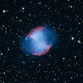 Photos: M27 あれい星雲