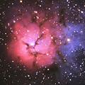 Photos: M20 三裂星雲