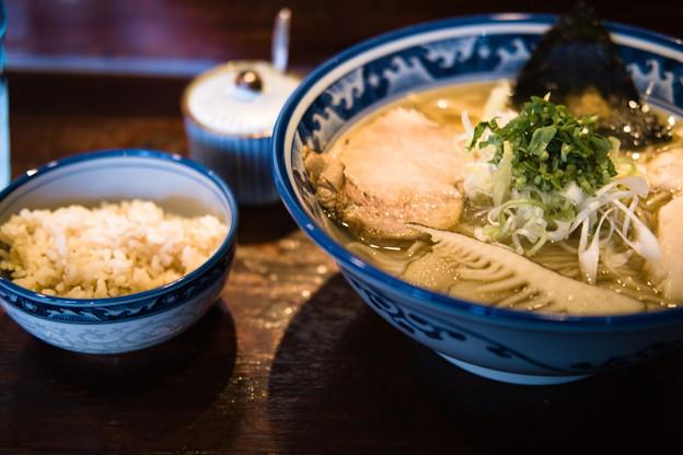 Photos: 清湯らーめん