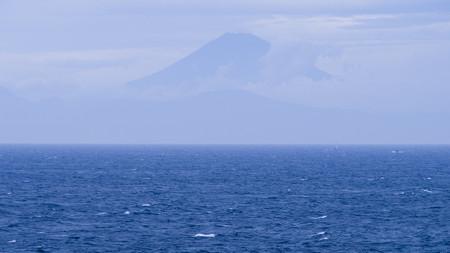 かすみの富士山