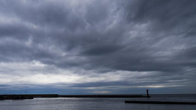 Photos: Falling sky