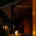 Photos: 和風な入口