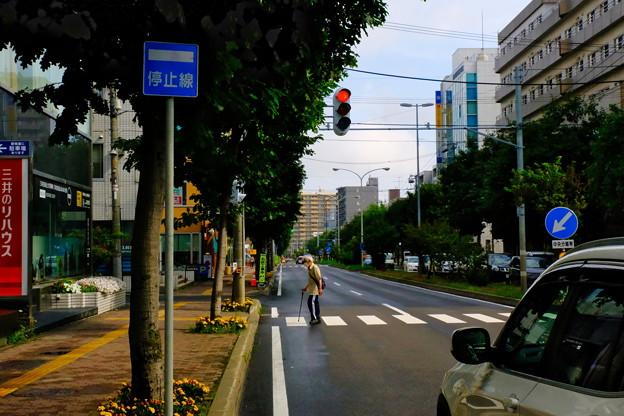 Photos: 平岸街道
