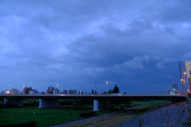Photos: 重たい雲